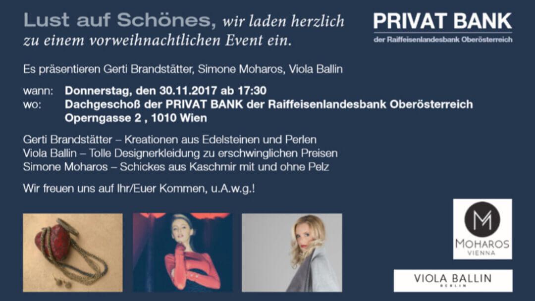 PRIVAT BANK der Raiffeisenlandesbank Oberösterreich