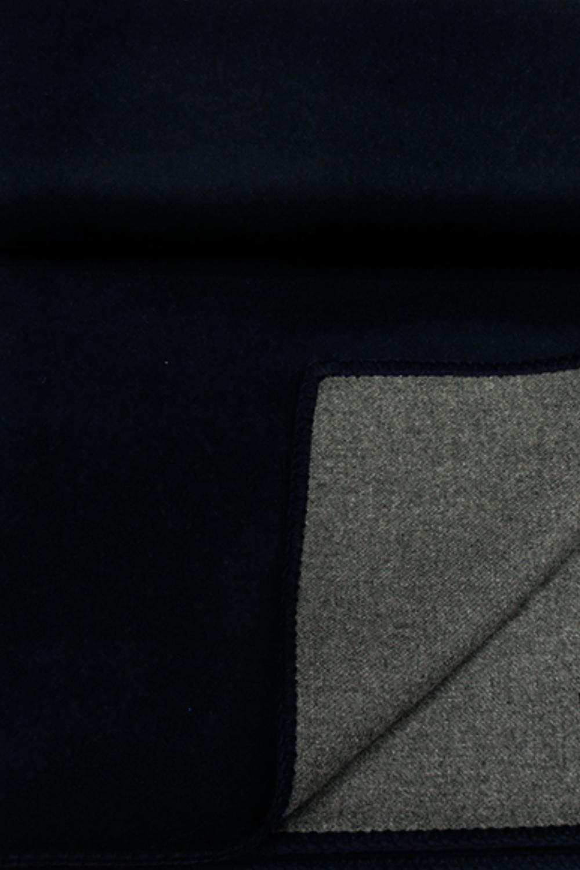 Plaid Blau-grau